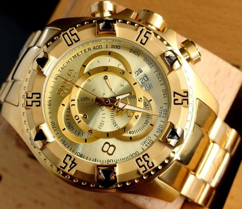 b6b7837ff05 Só entregue seu relógio a pessoas autorizadas da Invicta (Imagem  YouTube)